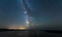 Siltcoos8252016-11 (Ranbo (Randy Baumhover)) Tags: oregon oregoncoast pacificocean stars beach milkyway