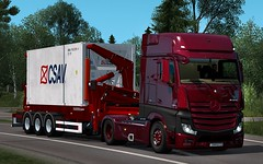 MB New Actros (aradeth06) Tags: mercedes benz new actros ets 2 aradeth