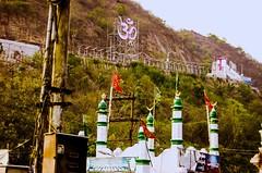 Hindu Muslim (tilak naga) Tags: equality indian culture religions om mosque masjid islam vijayawada