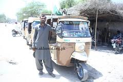 Auto Rikshaw. (Akhuwat BPP) Tags: sukkur pakistan interest free loans microfinance entrepreneurship ordinary people small business akhuwat