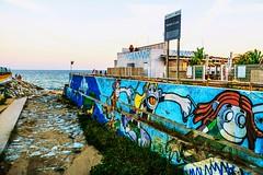 grafitis de mar.jpg (anamu40) Tags: grafitis mar tiempo