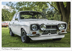 Ford Escort Mk1 (Paul Simpson Photography) Tags: fordescort ford car carshows classiccars photoof photosfrom photosof imageof imagesof lincolnshire lincolnshirecarshow september2016 sonya77 paulsimpsonphotography historic transport motorcar british oldcars