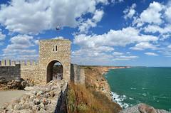 Fortress of Kaliakra, Bulgaria (Morkovica) Tags: fortress sea blacksea bulgaria kaliakra nikon d5100