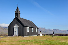 A Lovely Place for a Wedding _4568 (hkoons) Tags: snaefellsnespeninsula budir christ church country iceland wedding architecture building countryside faith faithful husband island landscape marital marriage modern north outdoors philosophy religion sect wife worship worshipers