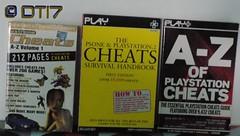 Cheat Books (daleteague17) Tags: cheat books cheatbook playstation playstation2 playstation1 ps1 ps2 playstationcheats