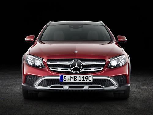 Mercedes-Benz E-Class All-Terrain W213