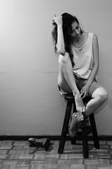 DSC_0695 copia (Marcel Producciones Fotografa) Tags: beauty lindas modelos topmodel fotos dia studio blanco negro bn mujeres bellas