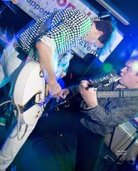 'Rockin' (Trev Earl) Tags: canon fullframe lserieslens livemusic liveband rockmusic madmodsenglishmen guitar