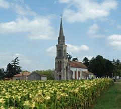 Puch d'Agenais - L'Eglise de Lompian 01 (kinsarvik) Tags: church eglise lotetgaronne lompian puchdagenais
