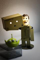 woody disguised danbox (codename: NT) Tags: fun toys alien woody happiness mascot dailyphoto flickrawards danboy danbox poltadifa poltadifaphotography codenament