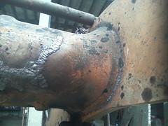 Reforço em H de Maquina Carregadeira (Herminio Antonio) Tags: de h em carregadeira reforço mquina