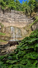Tew's Falls, Hamilton Ontario (Mustang Joe) Tags: ontario waterfall hamilton falls panasonic sns hdr dmc lx7 tews panasoniclumixdmclx7