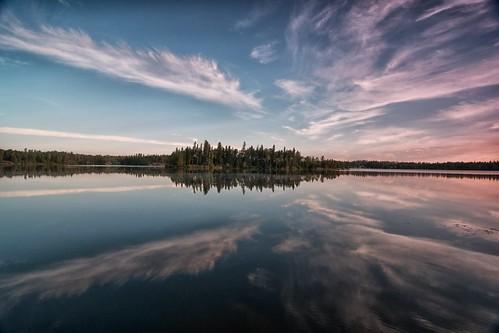 Early Morning, Red Rock Lake