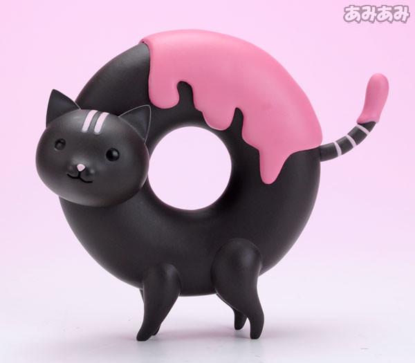 甜甜圈貓咪
