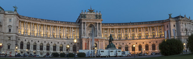 The Austrian National Library (Österreichische Nationalbibliothek)