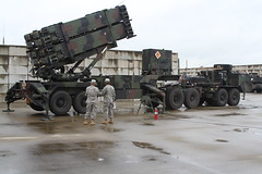 "94th AAMDC CSM (Pritchard) Visits 6-52 ADA. (6-52 ADA BN ""Iron Horse"") Tags: ada visits csm pritchard 94th 652 aamdc"