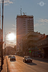 Ni, Serbia (DULEfoto) Tags: city summer building canon river photography town serbia august grad 2012 leto nis srbija nisava ni ljeto avgust fotografija naissus dulefoto