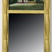 176. American Classical Gilt Wood Wall Mirror