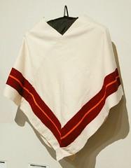 Otomi Cape Quechquemitl Mexico (Teyacapan) Tags: mexico clothing mexican cape textiles weaving hidalgo tejidos otomi quechquemitl tenangodedoria