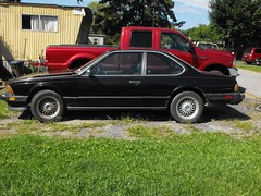 DSCF6025 (foxridgehorse) Tags: 1987 bmw csi 635 635csi 635csidutchess