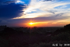 Skies And Clouds ( Nana) Tags: life light sunset sky beautiful clouds landscape colorful natural taiwan  taiwan taiwan skiesandclouds