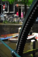 Oranjebrug, Brouwersgracht, Amsterdam (Forest Pines) Tags: bridge holland netherlands amsterdam nederland rack cog noordholland bascule liftingbridge northholland