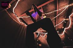 E-Boogie's Kamehameha (Tim_h_james) Tags: christmas red eye lights intense blood nikon warm angle cincinnati stage lounge grain performance violet dramatic wideangle viaduct beam blacklight boogie hiphop projects rap grainy worm worms nikkor ultraviolet ultrawide rapper ultra f28 cinci upwards intensity cincy edgy piru midcoast 1424mm eboogie