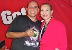 "Cheryl Shuman ""Women Who Prefer Marijuana Over Alcohol"" CBS TV News Fea"