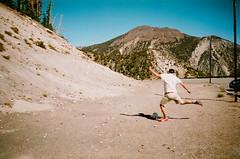 61860012 (C e l i a) Tags: mountains film nature ball action kick soccer tahoe laketahoe summit mountrose canonsureshottelemax