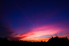 Room view (Mathieu VDS) Tags: sunset canon xsi lightroom 450d