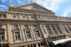 Buenos Aires - San Nicolás: Teatro Colón