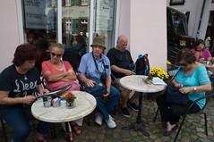 הפוגה בשולחן המזכירות (Dan Simhony) Tags: germany arts culture restaurants entertainment deu badenwürttemberg freiburgimbreisgau badenwrttemberg