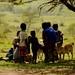 Filharada de nosso amigo Maasai, James