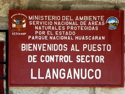 Sector Llanganuco, Parque Nacional Huascarán