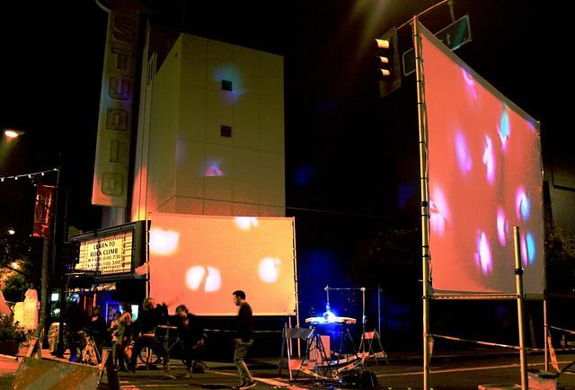 Discotrope @ Zero1 street festival