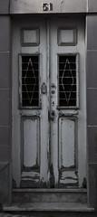 Door (rockindave1) Tags: door wood blackwhitedoor portugalalvor