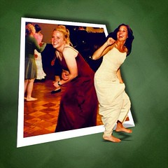 #dancingbarefoot .. Go, Ariel, Go! (BigAlHall) Tags: life wedding party silly feet smile smiling laughing fun dance funny dancing time good reception barefoot laugh shoesoff noshoes noshes