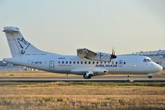 ATR 42-500 Airlinair (RLA) F-GPYB - MSN 480 - Now in Hop! fleet (Luccio.errera) Tags: 480 msn hop fleet now tls atr rla airlinair 42500 fgpyb