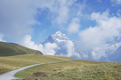 Swiss 78 (claire eliza) Tags: mountains landscape switzerland grindelwald bachalpsee firstbahn