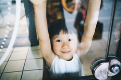 Let Me Out. (MichelleSimonJadaJana) Tags: color sony ilce7rm2  a7rii a7r ii full frame mmount nex voigtlander vme adaptor emount leica 35mm f14 summilux m summiluxm asph ver1 v1 vsco documentary lifestyle snaps snapshot portrait childhood children girl girls kid jada jana china  shanghai  c