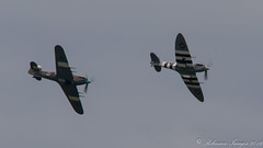Scotland Airshow 230716-78 (.Robinson Images) Tags: scotland airshow eastfortune spitfire hurricane raf airforce plane aeroplane fighter fighters