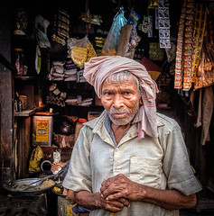 The Shopper (Gerrykerr) Tags: nepal ngc 2016