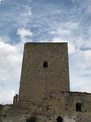 Craco - MT (Marco Cipriano) Tags: craco matera paese fantasma torre normanna basilicata