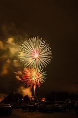 7095 fireworks (savedrev) Tags: 4thofjuly westlongbranch d7000 franklinlakenewjerseyfireworks nikon