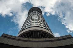 Totem | BT Tower (James_Beard) Tags: bttower bt tower london londonskyline skyline landmark londonlandmark sony rx100m3 snapshot blueskies city