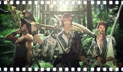 Kokorotayori -KIMONO- (tayubu) Tags: kimono kokorotayori mgsit japan green 3d secondlife