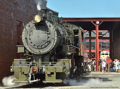 BLW #26 (Arkangel Productions) Tags: railfest 2016 steamtown national historic site scranton baldwin locomotive works blw 26