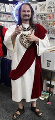 2016-Fan Dressed Up as Jesus From Dogma at SDCC-02 (David Cummings62) Tags: sandiego ca calif california comiccon con fans dressup cosplay jesus dogma movie
