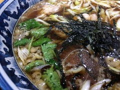 Ramen topped with boiled chicken #1 from Suisha @ Tendo (Fuyuhiko) Tags:      ramen topped with boiled chicken from suisha tendo  yamagata pref prefecture