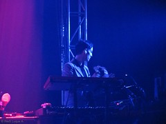 The Horrors (Ins Luque Aravena) Tags: horrors gig stage tomethy furse msica keyboard